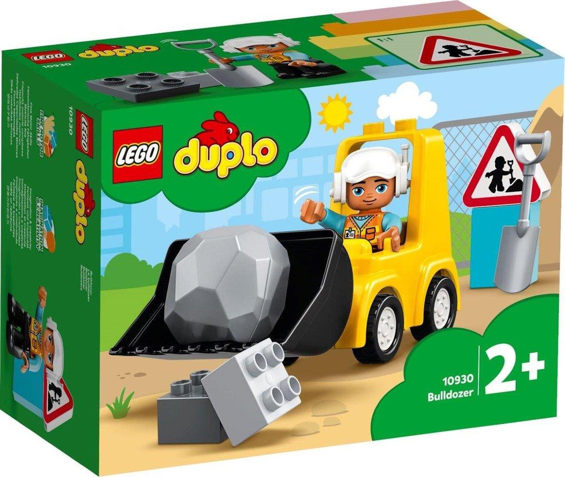 Констр-р LEGO DUPLO Town Бульдозер