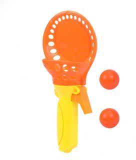 Набор: поймай мячик, ловушка 21 см, мяч 2 шт.