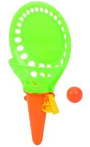 Набор: поймай мячик, ловушка 26 см, мяч