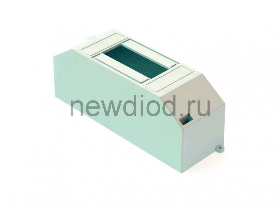 Корпус пласт. навесной 1-2 модуля, IP30, БЕЛЫЙ, Щ
