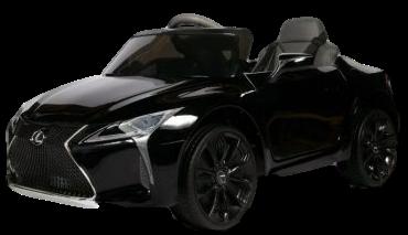 Детский электромобиль (2020) LEXUS S2110, Черный