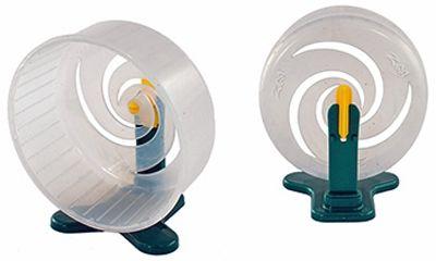 Колесо литое Дарэлл для грызунов на подставке Д140