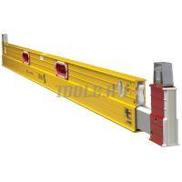 STABILA 106ТM 186-318см - Строительный уровень магнитный раздвижной купить. Уровень STABILA 106TM цена с доставкой по России и СНГ
