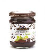 """Конфитюр """"Шоколадный инжир"""" 240 г, Cioccofruit Fichi, D'Alessandro confetture 240 gr"""