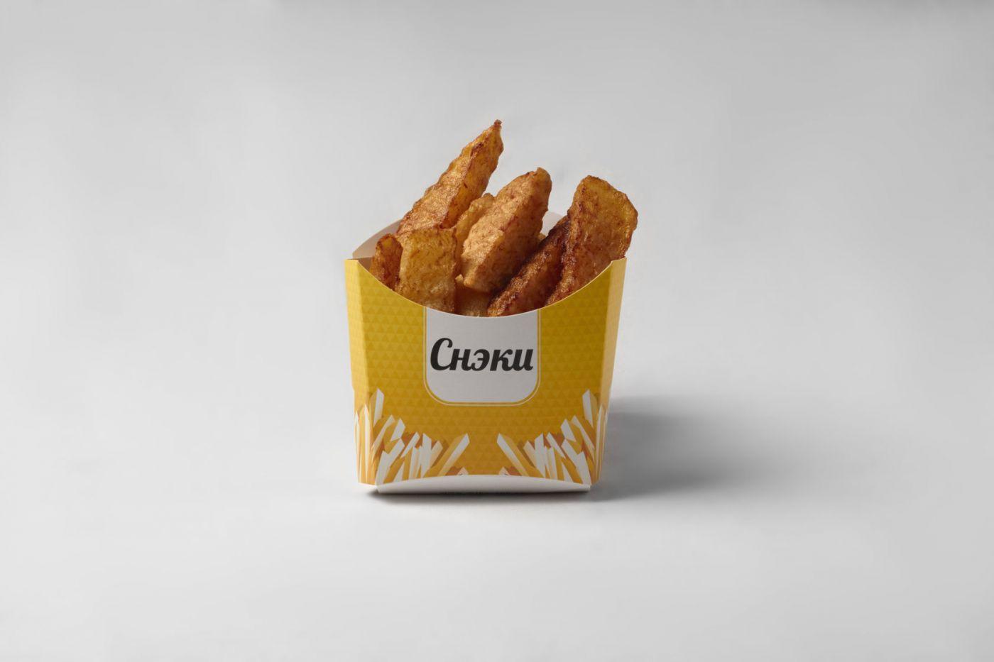 Картофель по-домашнему