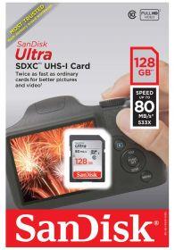 SDXC SanDisk 128 Gb