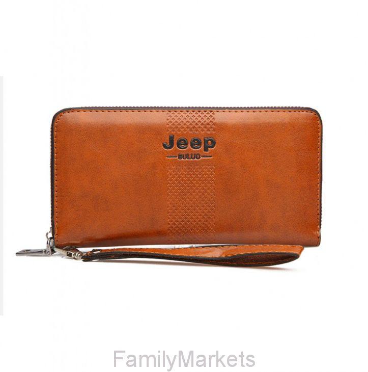 Мужское портмоне Jeep Buluo