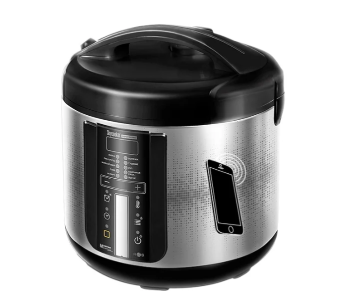 Мультиварка REDMOND SKYCOOKER RMC-M226S Черный