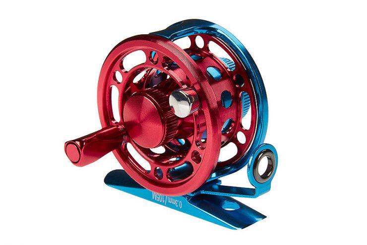 Катушка HIGASHI H-50 Blue/Red