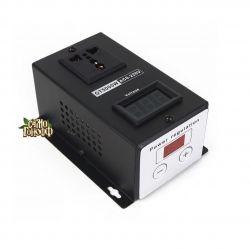 Регулятор напряжения на 5 кВт с кнопками
