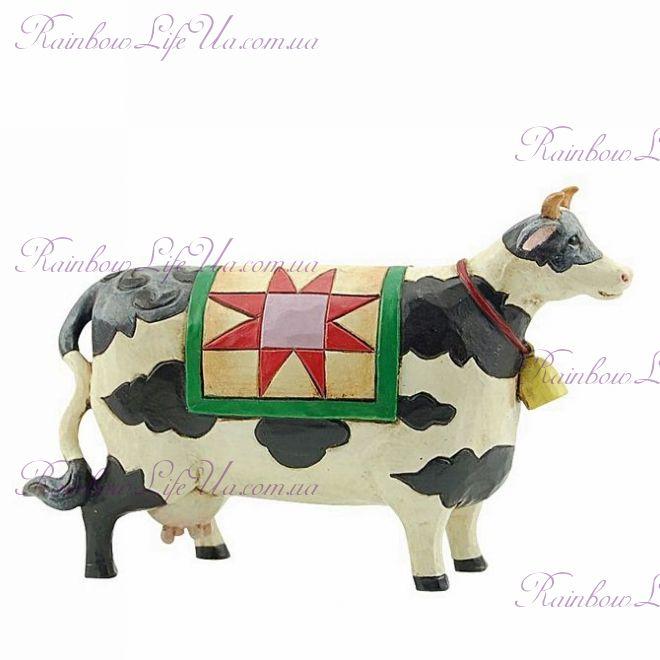"""Фигурка корова Heartwood """"Enesco"""""""