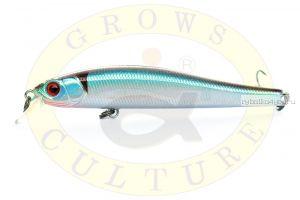 Воблер Grows Culture Rige 90F 90 мм / 9,5 гр / Заглубление: 0,5 - 1 м / цвет:  826R