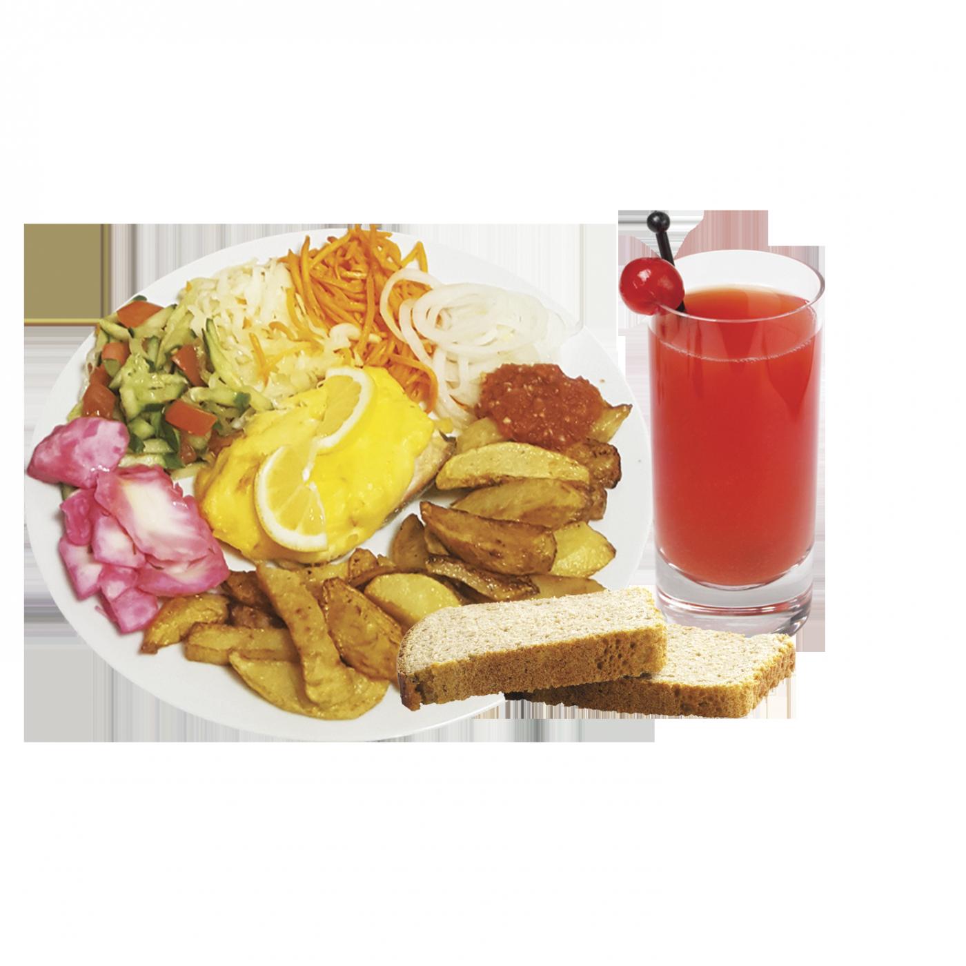Комплексный обед № 2