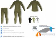 Комплект термобелья Mobula FLEECE