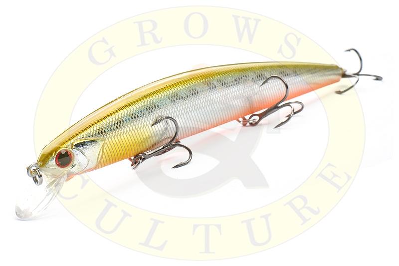 Воблер Grows Culture Rudla 130SP 130 мм / 20 гр / Заглубление: 1,5 - 2 м / цвет:  H-23