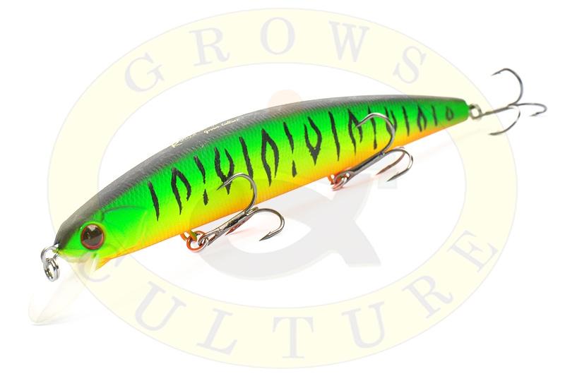 Воблер Grows Culture Rudla 130SP 130 мм / 20 гр / Заглубление: 1,5 - 2 м / цвет:  MO-01