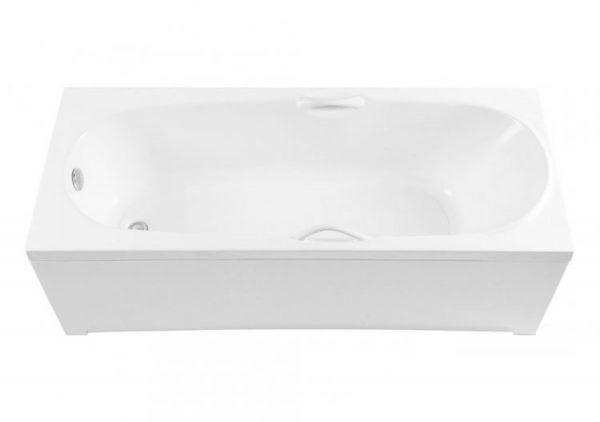 Акриловая ванна Aquanet DALI 160*70