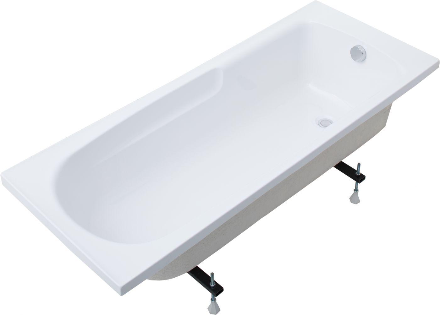 Акриловая ванна Aquanet EXTRA 170*70