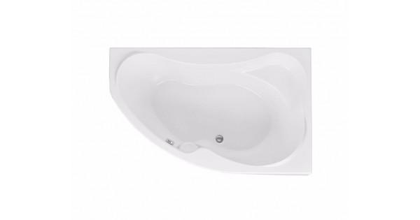 Акриловая ванна Aquanet Graciosa 150x90 R