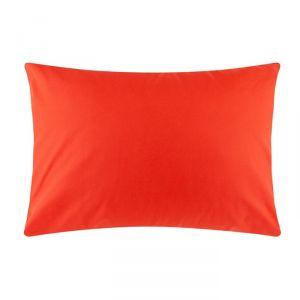 Наволочка Этель 50х70 см, цвет красный