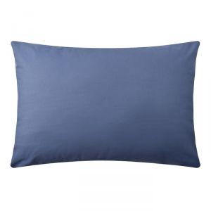 Наволочка Этель цвет синий 50?70 см, поплин, 100 % хлопок