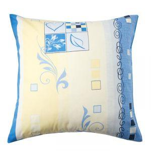Наволочка Экономь и Я «Винтаж», размер 70х70 см, цвет синий, бязь
