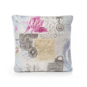 Подушка «Файбер ультрастеп», размер 40х40 см, цвет МИКС, полиэфирное волокно
