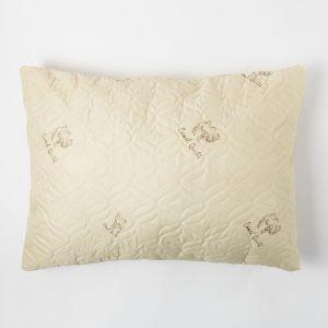 Подушка Верблюжья шерсть 50х70 см, полиэфирное волокно, пэ 100%   4604390