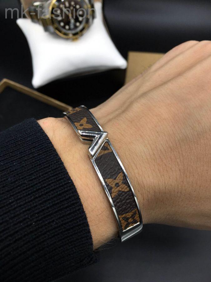 Браслет Louis Vuitton унисекс