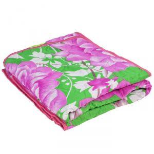 Одеяло Холлофайбер стэп 140х205 см, холлофайбер 150г/м2, пэ 65г/м2 5069379
