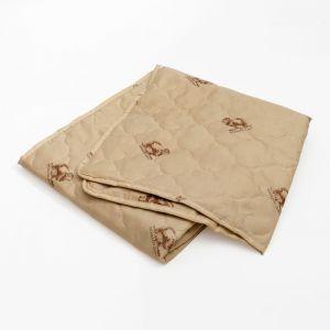 """Наматрасник Адамас """"Овечья шерсть"""", размер 90х200 см, полиэстер, пакет 845235"""