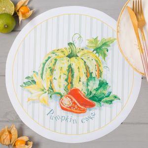 """Салфетки на стол """"Vegetable"""" 30х30см, 100% п/э, оксфорд 420 г/м2   4652035"""