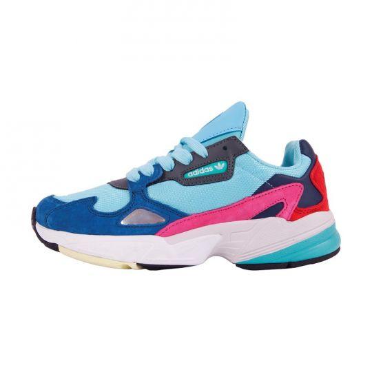 Кроссовки Adidas Falcon W синие