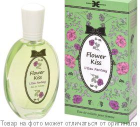 FLOWER KISS L'EAU FANTASY.Туалетная вода 55мл (жен), шт