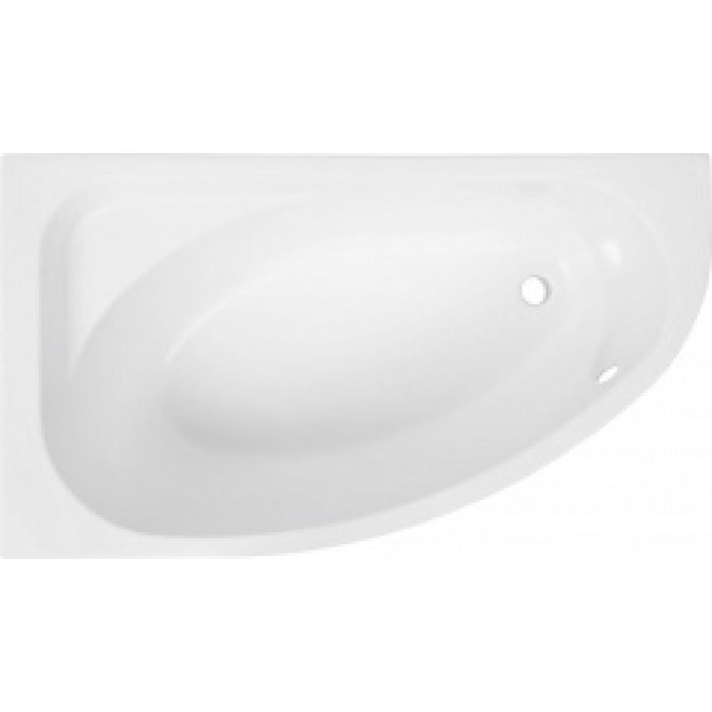 Акриловая ванна Aquanet Mia 140x80 L