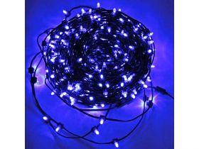 Гирлянда для деревьев уличная LED CLIP LIGHT, 50 м, синий кабель