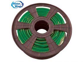 Гирлянда электр. дюралайт, зеленый, круглое сечение, диаметр 12 мм, 100 м, 3-жильный, 3000 ламп