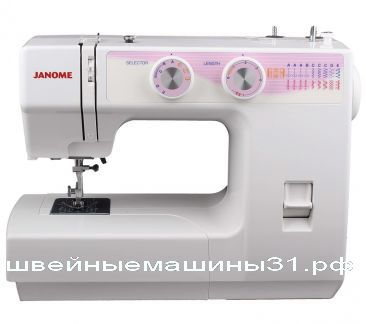 Швейная машина JANOME JT 1108     цена 14850 руб.