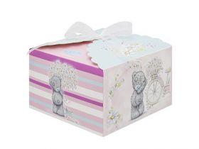 Коробка для подарков Me to you, 14,3*14,3*9 см, складная, бумага