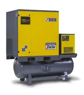 Винтовой компрессор COMPRAG FRD-1510-500 с осушителем
