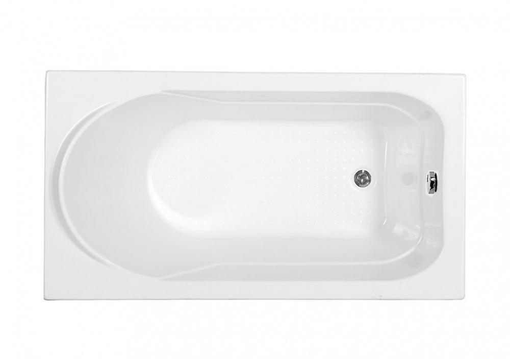 Акриловая ванна Aquanet WEST 140*70