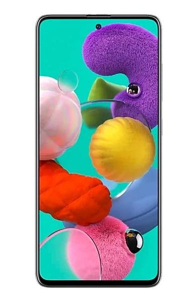 Смартфон SAMSUNG GALAXY A51 BLACK 64GB (SM-A515FZKMSER)