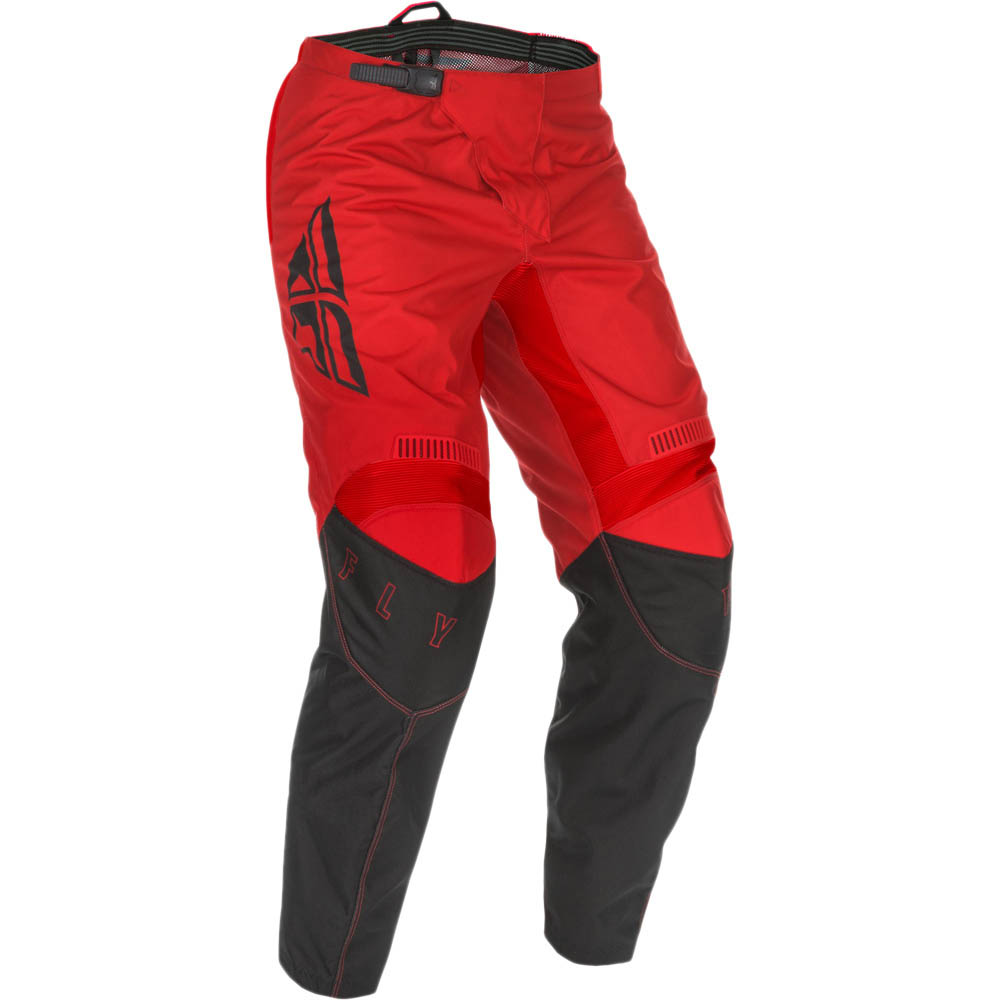 Fly Racing 2021 F-16 Red/Black штаны
