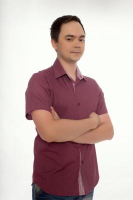 """Мужская сорочка """"Максим"""""""