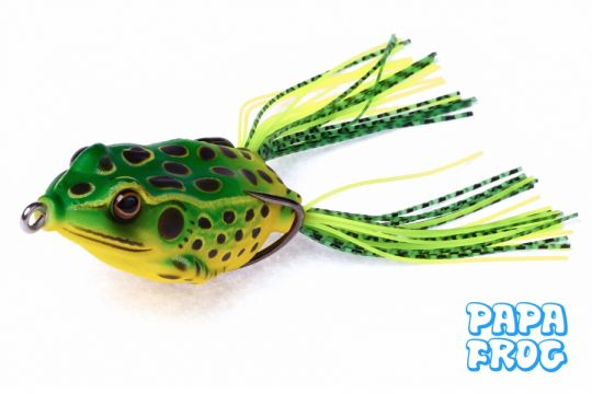 Лягушка HIGASHI Papa Frog PF-004/14-18/07