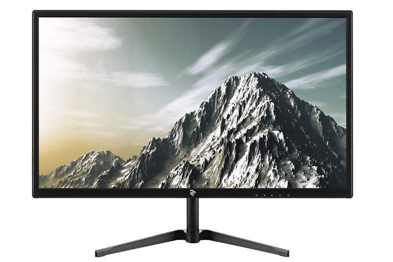"Монитор 2E 21.5"" E2219B (2E-E2219B-01.UA) VA Black; 1920x1080, 250 кд/м2, 6.5 мс, D-Sub, HDMI"