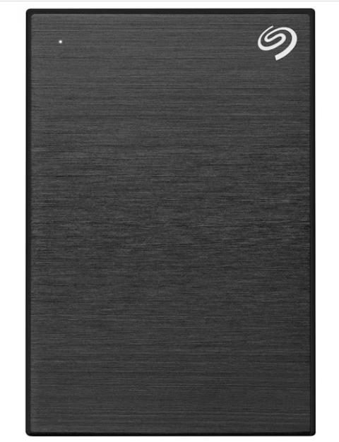 Внешний HDD Seagate Backup Plus Slim Portable Drive 1 ТБ Черный