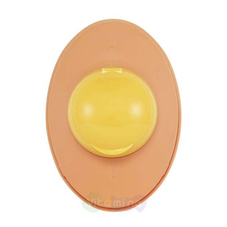Holika Holika Очищающая пенка для лица Smooth Egg Skin Cleansing Foam, 140 мл