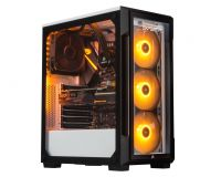 Персональный компьютер Expert PC Ultimate (I9700.16.H1S2.2060S.1255W); Intel Core i7-9700 (3.0 - 4.7 ГГц) / ОЗУ 16 ГБ / HDD 1 ТБ + SSD 250 ГБ / NVIDIA GeForce RTX 2060 Super 8 ГБ / без ОП / LAN / Windows 10 Home / черно-белый