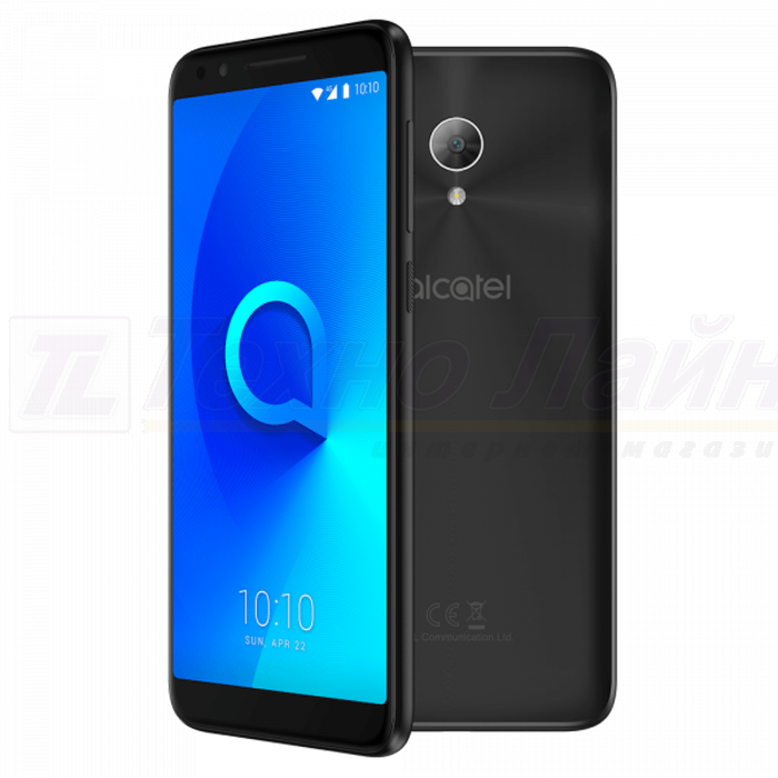 Alcatel 5034D 3L 4G Metallic Black